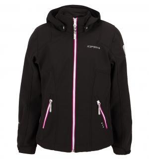 Куртка  Reina, цвет: черный IcePeak
