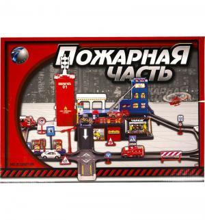 Игровой набор  Пожарная часть Tongde
