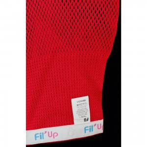 Слинг-шарф из хлопка плетеный размер s-m, Филап, , красный Filt