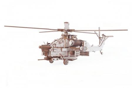 Военный вертолет Ночной охотник (241 деталь) Lemmo