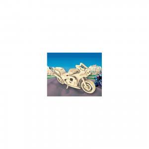 Гоночный мотоцикл, Мир деревянных игрушек МДИ
