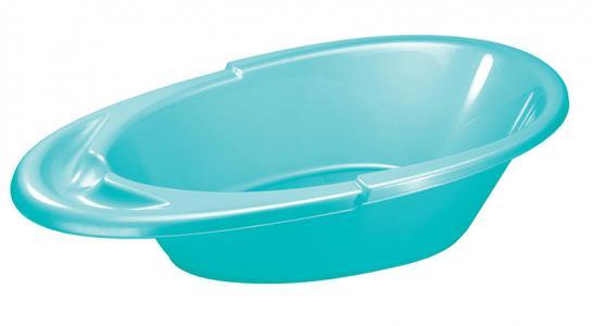 Ванна  Счастливый малыш, цвет: голубой Бытпласт