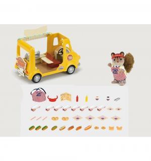 Игровой набор  Фургон с хот-догами Sylvanian Families