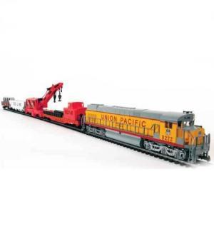 Железная дорога  Wrecker Crane, 1:87 Mehano
