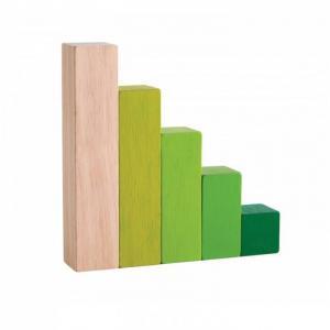 Деревянная игрушка  Блоки Классификация Plan Toys