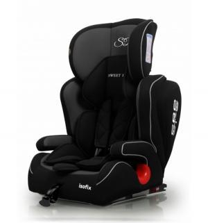 Автокресло  Gran Turismo SPS Isofix, цвет: grey/black Sweet Baby