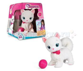 Интерактивная игрушка  Кошка Bianca IMC toys