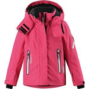 Утеплённая куртка  Roxana Reima. Цвет: красный