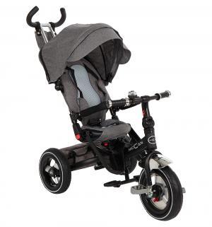 Трехколесный велосипед  M-8, цвет: серый McCan