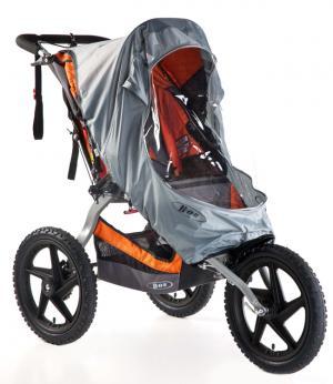 Дождевик  для колясок Sport Utility Stroller/Iroman, цвет: прозрачный Bob