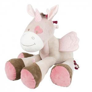 Мягкая игрушка  Soft toy Nina Jade & Lili Единорог 75 см Nattou