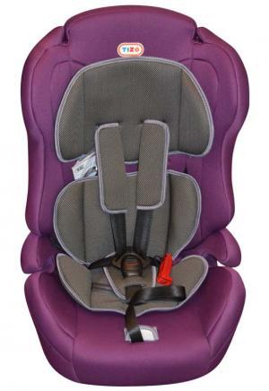 Автокресло  Olymp basic, цвет: фиолетовый Tizo