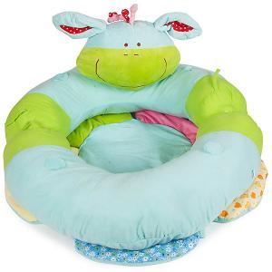 Игровая кроватка-кресло  Мир животных, 70х70х80 см Mioshi. Цвет: разноцветный