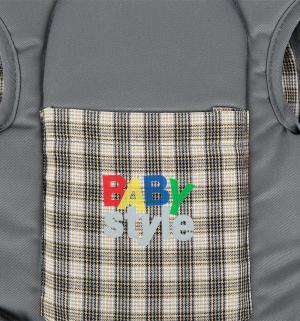 Рюкзак-кенгуру, цвет: серый Babystyle