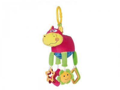 Подвесная игрушка  Бегемотик Bebe Confort