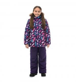 Комплект куртка/брюки  Пурпурная Колибри, цвет: фиолетовый Premont