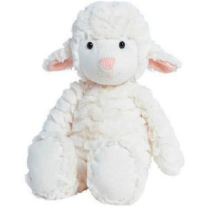 Мягкая игрушка Molli Овечка, 36 см Molly. Цвет: белый