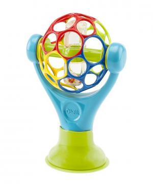 Развивающая игрушка на присоске Oball Baby Trend