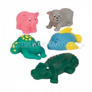 Игрушки для ванны Водные животные Battat