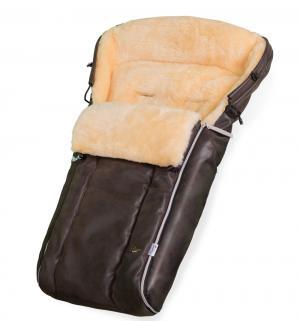 Конверт в коляску  Lukas Lux, цвет: brown Esspero