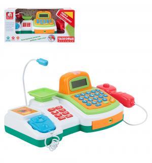 Игровой набор  Касса с продуктами S+S Toys