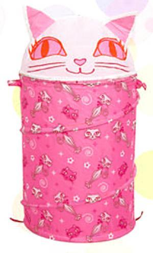 Корзина для игрушек  Кошечка Bony