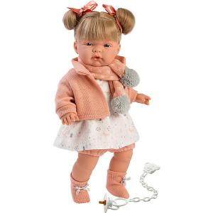 Кукла  Жоэль 38 см со звуком Llorens