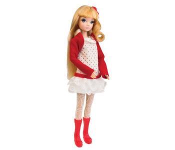 Кукла из серии Daily collection в красном болеро Sonya Rose