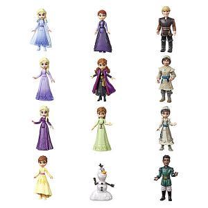 Мини-кукла Disney Холодное сердце Hasbro. Цвет: разноцветный