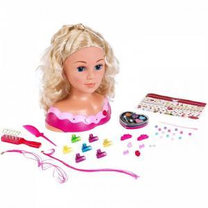 Игровой набор Модель головы для причесок Эмма Klein