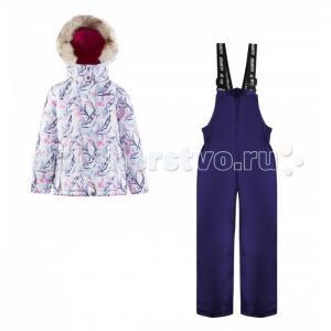 Комплект для девочки (куртка, полукомбинезон) GWG 6880 Gusti