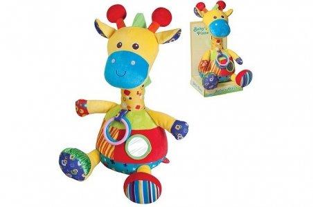 Подвесная игрушка  Жираф с вибрацией Parkfield