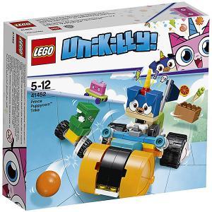 Конструктор  Unikitty 41452: «Велосипед принца Паппикорна» LEGO