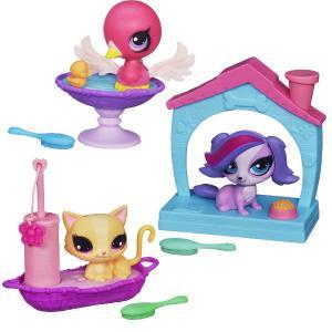 Интерактивная игрушка Hasbro Littlest Pet Shop