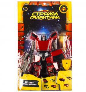 Робот-трансформер  Стражи галактики красный Тилибом
