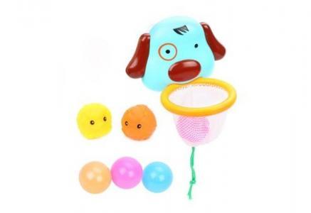 Набор для купания Собачка (6 предметов) Наша Игрушка