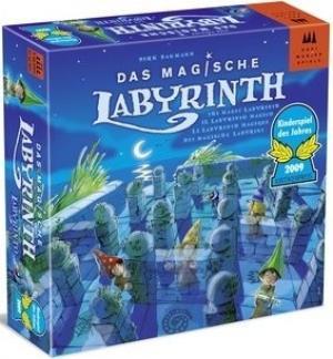 Drei Magier Настольная игра Магический Лабиринт 51400357 от 6+ Schmidt