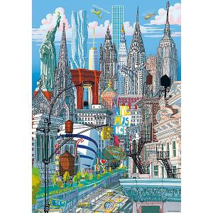 Пазл  Нью-Йорк, 200 элементов Educa