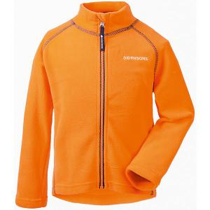 Демисезонная куртка Didriksons Monte DIDRIKSONS1913. Цвет: оранжевый