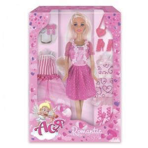 Кукла Ася Романтический стиль дизайн 1 28 см Toys Lab