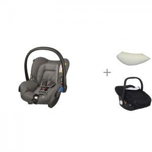 Автокресло  Citi SPS с подушкой-вкладышем ProtectionBaby и накидкой на Forest Maxi-Cosi