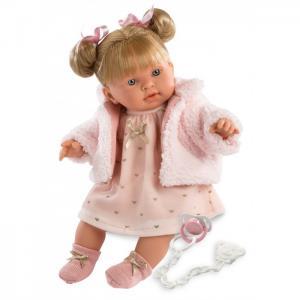 Кукла Александра 42 см со звуком Llorens
