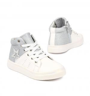Ботинки , цвет: белый Twins