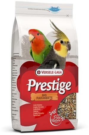 Корм  Big Parakeets для средних попугаев, 1кг Versele-Laga