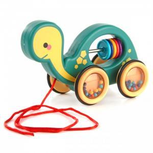 Каталка-игрушка  на веревочке Черепашка Ути Пути