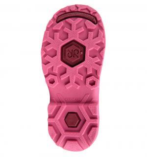 Сноубутсы  Loimu, цвет: розовый Reima