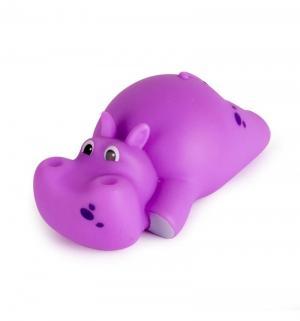 Игрушка для ванны  Бегемот Бубба, 7 см Happy Snail