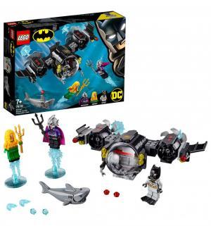Конструктор  Super Heroes 76116 Подводный бой Бэтмена LEGO
