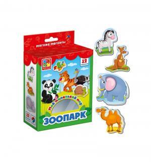 Настольная игра  Мой маленький мир мир. Зоопарк Vladi Toys