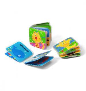 Игрушка для ванны  - книжка с пищалкой мини BabyOno